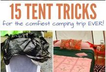 Huis/ tent/ plekje voor mij / Tips voor kamperen, plek voor mezelf, wensen voor in mijn huis