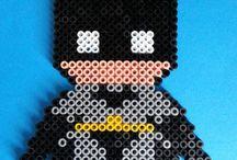 z - pixel art - DC Comics