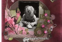 Scrapbook Lay Out Pages