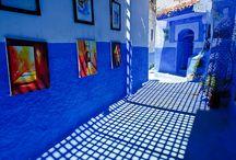 Bleu du Maroc / Séjour sur mesure avec IRIS EVENT