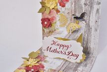Cards - Mother's Day / by Sylvia Castaneda
