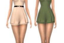 the sims 4 sukienki