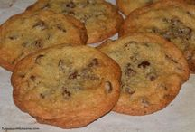 Recipes- Chocolate Chip Cookies
