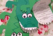 willow's alligator project