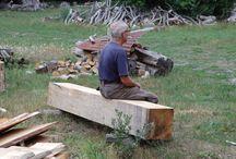 Hout van Knoest / Wood loves Knoest / We verzagen stammen. De mooiste plaatsen we hier. Om je te inspireren en de verscheidenheid aan hout en hun vormen te laten zien.