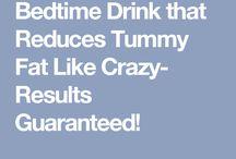 Bedtime drink