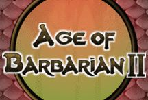 Age of Barbarian 2 / Inspired by the Sword and sorcery genre of the 80s, Age of Barbarian II is the game that will take you beyond your wildest imagination!