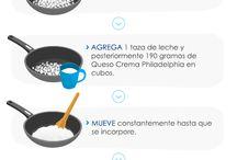 Pastas / Recetas