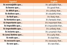 Spanish lessons! / Hints and tips,for,developing language.