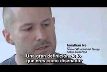 Jonathan Ive / Diseñador británico y el vicepresidente ejecutivo de diseño de Apple Inc. Es internacionalmente reconocido como el diseñador principal de los iMac G3, iMac G4, iMac de aluminio, titanio y PowerBook, MacBook, MacBook Pro Unibody , el iPod,el iPhone, iPad, así como del sistema operativo iOS 7 donde ejerció como director.