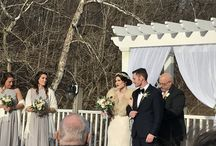 Winter Weddings at The Lodges