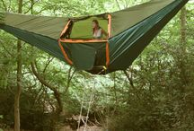 Outdoor equipment / Cool outdoor equipment for camping and traveling