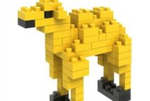 LOZ Mini Blocks Animals / LOZ MIni Blocks Animals