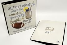 Georgia Southern University / Awesome pictorial binders in the University Store at Georgia Southern...GO EAGLES!!!