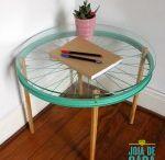 reciclado :mesas