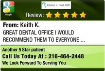 Reviews / Read what our patients have to say about us!