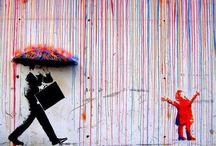 Banksy e street art