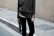 A fashion story.... / Fashion, street style, trends