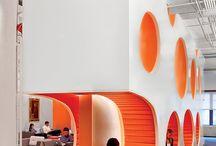 Bibliotek - interiør