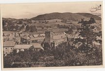 Old Postcards and Photos / Old postcards and photos of Corwen and area