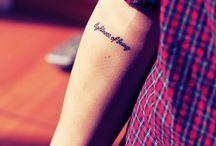 Tattoos / by Jackie Mitchell
