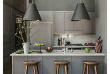 | Decor para a cozinha | / Ideias de decoração para cozinha de apê.
