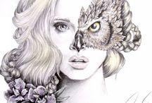 ⒶⓇⓉ / Inspiration for my art ❤