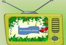 las plantas kids