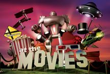 At The Movies / Concept Development for the 2015 Darebin City Brass Cabaret. The theme is 'At The Movies'.