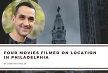 Movies Filmed in Philadelphia / Jonathan Nadler is a movie buff and native of Philadelphia. See which major films were shot in the City of Brotherly Love with this blog!