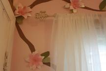 Girls room renos