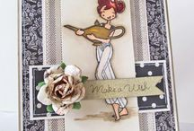 MFT Favorite Finds/Fan Creations / Cards made by talented MFT Fans! / by Mft Stamps & Die-namics