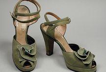 1940`s shoes