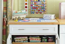 Organize My Craft Room / by Freckle Dots (Tammy Lyons)