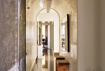 Arched Hallways