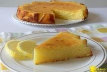 torte con limone