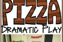 Pre-K Dramatic Play