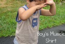 Boys will be Boys Tutorials