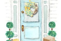 Welcoming Home Blog / Welcoming home inspires and encourages through blogging diy projects, decorating, staging