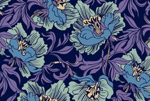 William Morris / by Lauren Dahl | Selvage Designs | PATTERN WORKSHOP
