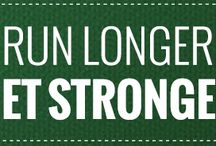 Run Longer, Get Stronger! / The A-Z guide for fast, injury-free running!
