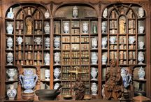 # apothecary display / by nyghte shadow