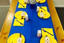 Fiesta Minions: decoración ⭐ Minions Party Decoration / Todas las ideas que necesitas para que te salga una fiesta minions perfectamente decorada. La decoración es muy importante en cualquier fiesta de cumpleaños y una fiesta Minions no iba a ser menos! ⭐ Despicable Me Party Supplies are all you need for a fun-filled themed birthday! Minions Party Supplies feature Gru's mischievous Minions on themed plates, napkins and cups.
