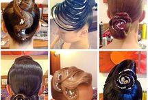 Ballroom hairstyles