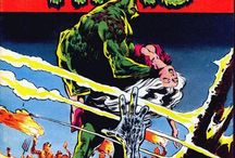 COMIC BOOK COLLECTION / Great Comic Books, Great Covers, Great artists