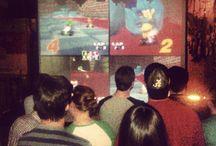 Vintage Video Game Nights