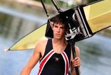 Rowing Hunks / by Rebecca Caroe
