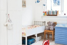 Little Things For Our Boys : Room Inspiration from Unruly Things & Diapers.com / I've partnered with Diapers.com to share inspiration and ideas for creating a big kid room and baby corner for our two boys. for two weeks in July and two weeks in August, I'll be pinning my favorite decor inspiration from bedding and furniture to toys, stuffed animals and art.