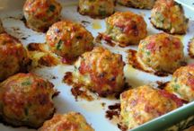 Meat and meatballs