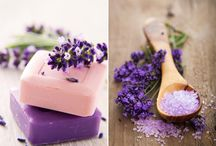 Lavender - Lavendula - Lavendel / DIY things with Lavender - Inspirational tips